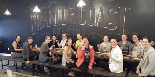 Body Back (HIIT workout), Brews & Burritos @ Granite Coast