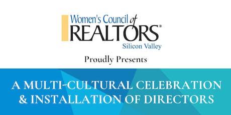 A Multi-Cultural Celebration & Installation of Directors tickets