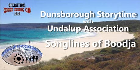 Dunsborough Library: Undalup Storytime tickets