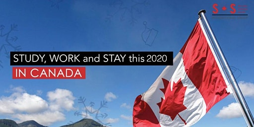 Study, Work and Stay in Canada!