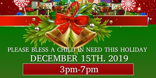 1st Annual Holiday Toy Drive