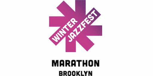 NYC WINTER JAZZFEST MARATHON