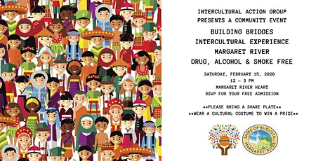 Building Bridges - Intercultural Experience Margaret River tickets