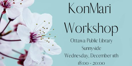 KonMari Workshop - The Glebe (Sunnyside) tickets