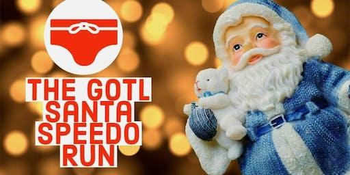 The GOTL Santa Speedo Run