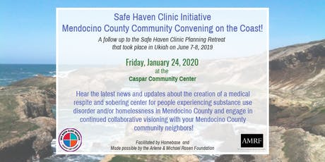 Safe Haven Clinic Convening on the Coast tickets