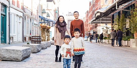 Complimentary Photo Sessions at South Street Seaport tickets