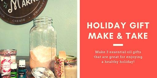 Holiday Gift Make & Take
