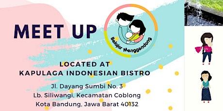 Meet Up Belajar Menggendong Area Bandung V.01 tickets