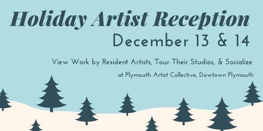 Holiday Artist Reception
