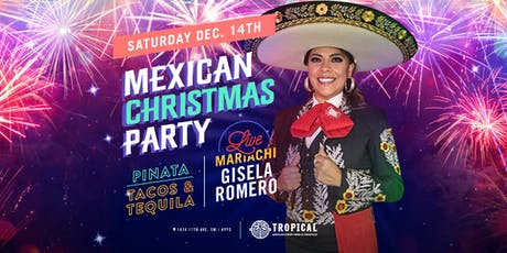 Mexican Christmas party (Posada) tickets