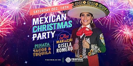 Mexican Christmas party (Posada) tickets