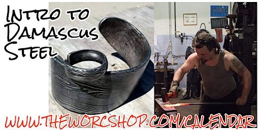 Intro to Forging Damascus Steel with Jason Scott 2.1+2.20