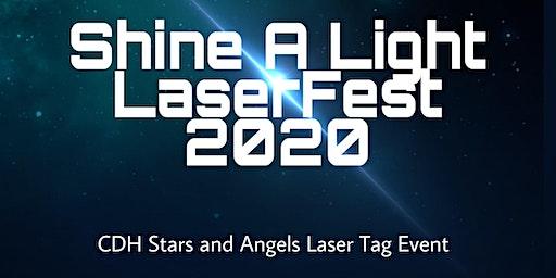 Shine A Light Laserfest