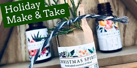 Simple DIY Holiday Gifts-  Make & Take Workshop tickets