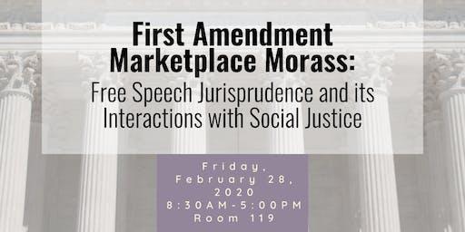 W&M Journal of Race, Gender, & Social Justice - Spring 2020 Symposium