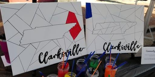 Clarksville Paint & Sip