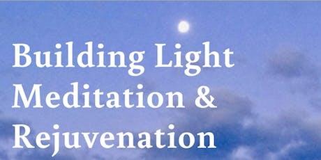 Building Light Meditation Workshop tickets