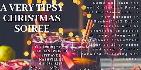 A Very Tipsy Christmas Soiree tickets