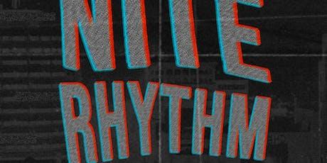 Nite Rhythm | 12.14.19 tickets