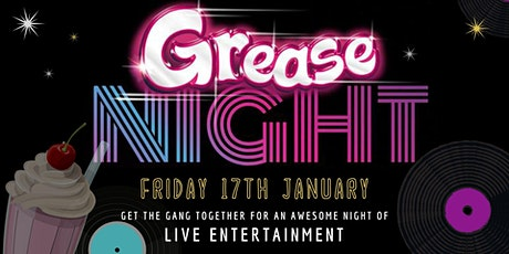 Grease Night @ KRB tickets