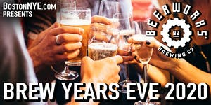 Brew Years Eve at Boston Beer Works - New Years Eve...