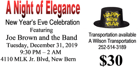A Night of Elegance New Year's Eve Celebration tickets