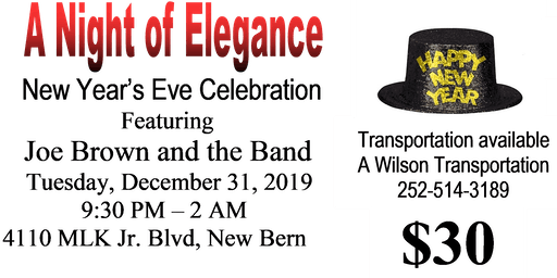 A Night of Elegance New Year's Eve Celebration