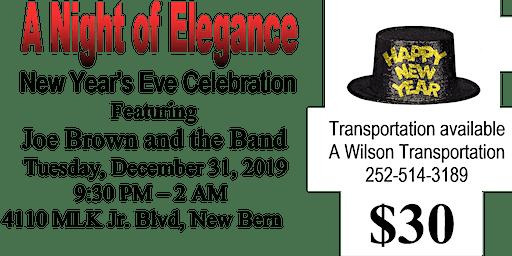 A Night of Elegance New Year's Eve Celebration