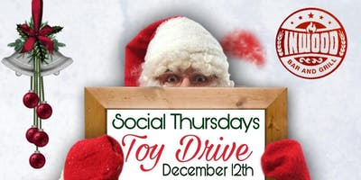 INWOOD AFTER WORK PARTY : HAPPY HOUR AND TOY DRIVE
