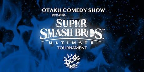 Smash the Halls: Super Smash Bros Ultimate Tournament tickets