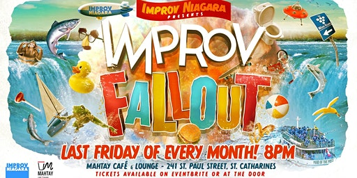 Improv Fallout - Home for the Holidays