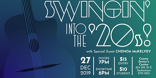 The Prairie Roots Ensemble Presents: Swingin' into the 20s