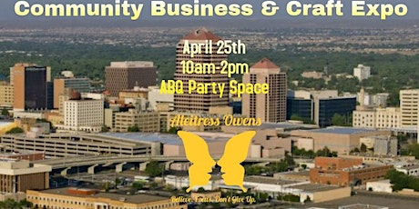 Community Business & Craft Expo tickets
