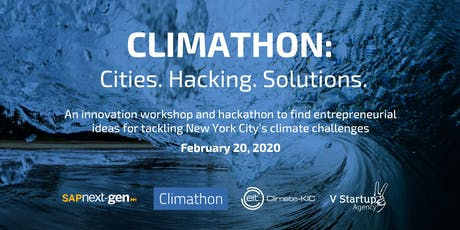 CLIMATHON: An Introduction to Change. An innovation workshop and hackathon tickets