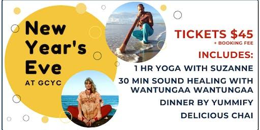 New Year's Eve Yoga & Sound Healing