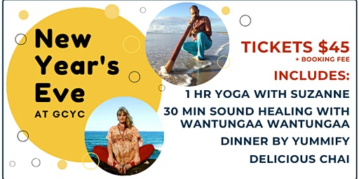 New Year's Eve Yoga & Sound Healing