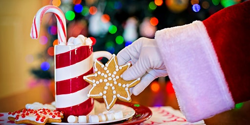 Free Kids Christmas Party—BOUNCY CASTLE, FACE PAINTINGS, CHRISTMAS CAROLS!