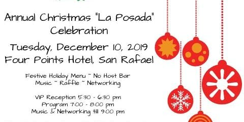 Annual Christmas La Posada Celebration 2019