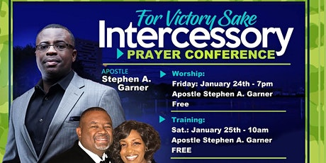 For Victory Sake Intercessory Conference tickets