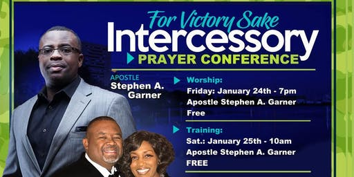 For Victory Sake Intercessory Conference