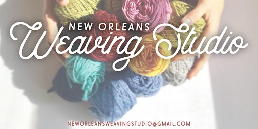 Intro to Tapestry weaving at LOCAL LIGHT ARTS COLLECTIVE
