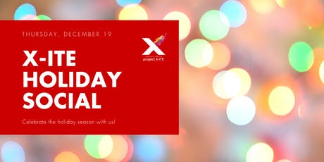 X-ITE Holiday Social tickets