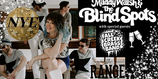 NYE: Maddy Walsh & The Blind Spots w/ FCBB