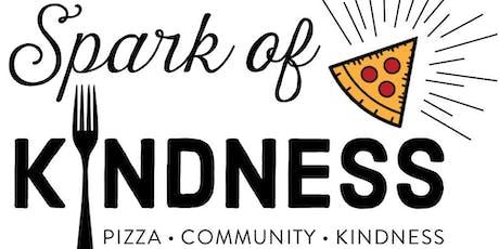 Spark Of Kindness  5:00PM Dinner   December Edition tickets