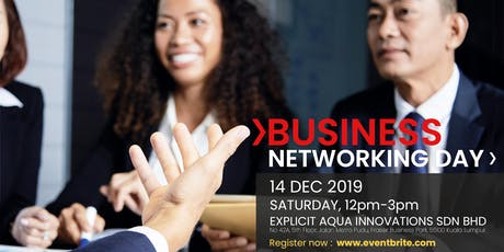 Business Networking Day tickets