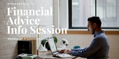 Financial Advice Information Session tickets