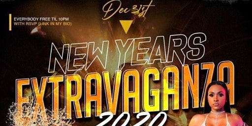 NYE PARTY AT BANANAS LOUNGE