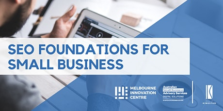 [CANCELLED WORKSHOP]: SEO Foundations for Small Business - Kingston  tickets