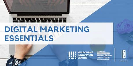Digital Marketing Essentials - Kingston tickets
